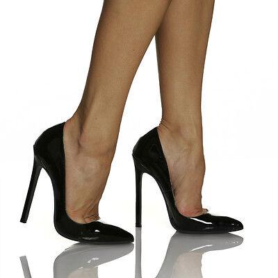 5 1/4 inch heel Pumps