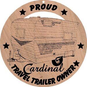 Cardinal Travel Trailer For Sale