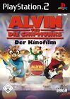 Alvin und die Chipmunks (Sony PlayStation 2, 2007, DVD-Box)