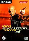 Pro Evolution Soccer 3 (PC, 2003, DVD-Box)