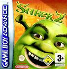 Shrek 2: The Game (Nintendo Game Boy Advance, 2004)