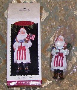 1996-HALLMARK-CHRISTMAS-ORNAMENT-amp-BOX-034-MERRY-OLDE-SANTA-034-7TH-IN-SERIES