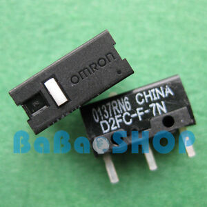 4pcs-Brand-New-OMRON-Micro-Switch-D2FC-F-7N-for-Mouse
