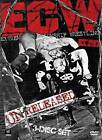 WWE: ECW Unreleased, Vol. 1 (DVD, 2012, 3-Disc Set)