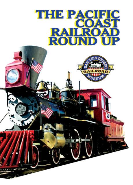 Pacific Coast RR - Narrow Gauge - Disney coaches - 1897 Vulcan - 1921 Porter