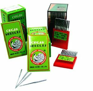 ORGAN-15X1-HAX1-130-705H-SIZE-12-HOME-SEWING-MACHINE-NEEDLES-100-EACH