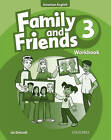 Family and Friends: 3: Workbbok by Tamzin Thompson, Naomi Simmons, Jenny Quintana (Paperback, 2010)