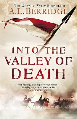 Berridge, A L, Into the Valley of Death (Harry Ryder 1), Very Good Book