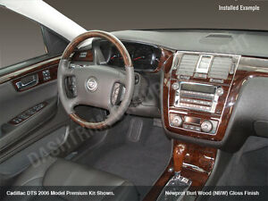 Premium Dash Trim Kit 36pcs Fits Cadillac Dts 2006 2010 W