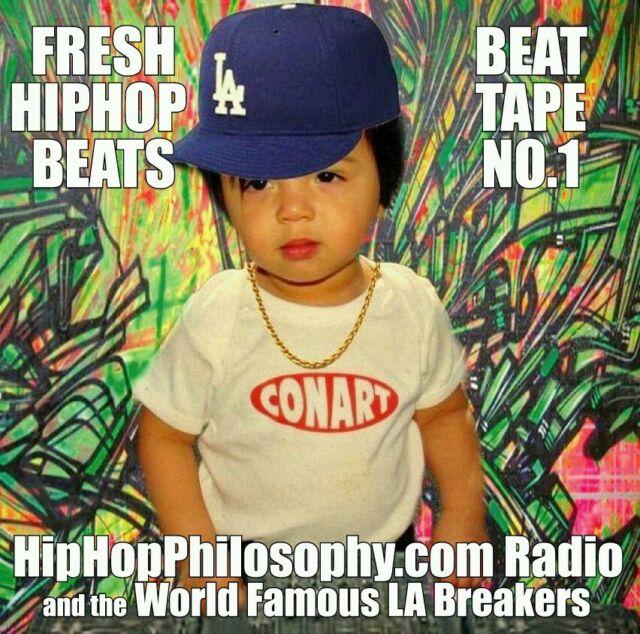 Dj A.C. The Program Director - HipHop Philosophy Radio - Beat Tape #1
