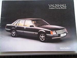 Vauxhall-Carlton-Viceroy-Royale-Brochure-January-1982