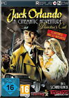 Jack Orlando - A Cinematic Adventure: Director's Cut (PC, 2012, DVD-Box)