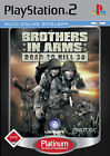 Brothers In Arms: Road To Hill 30 (Sony PlayStation 2, 2006, DVD-Box)