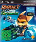 Ratchet & Clank: QForce (Sony PlayStation 3, 2013, DVD-Box)