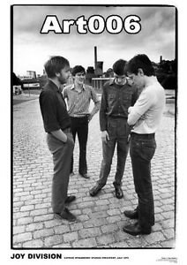 JOY-DIVISION-POSTER-60x90cm-NEW-Strawberry-Studios-band-Ian-Curtis-Sumner-Hook