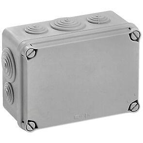 Abzweigkasten-Abzweigdose-Verbindungsdose-IP65-241x180x95mm-PF233566