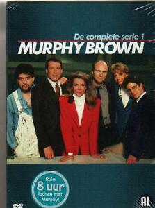 4-DVD-set-MURPHY-BROWN-COMPLETE-SERIES-1-FRANCAIS-ENGLISH-comedy-zone-2-eur