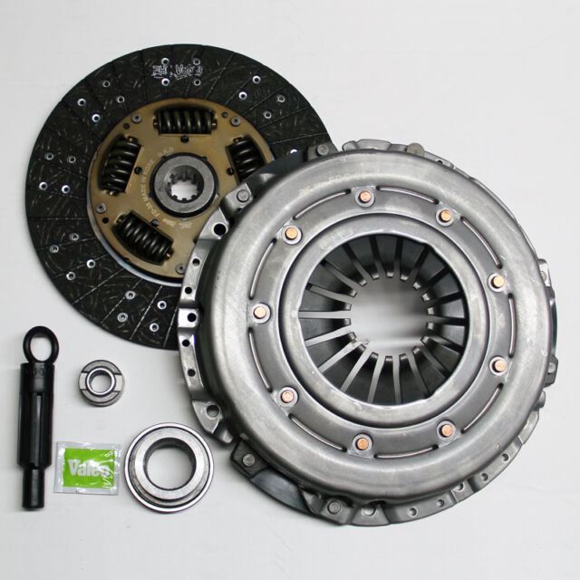 "86-01 MUSTANG VALEO FMS KING COBRA CLUTCH KIT 10.5"" STAGE 2 KIT SUPPORTS 600HP"