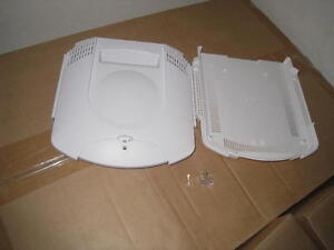 Atari-Jaguar-new-White-Plastic-Console-Replacement-Covers