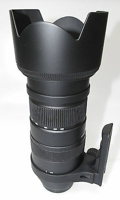 SIGMA 50-500mm F4.5-6.3 APO DG OS HSM LENS FOR CANON MOUNT DIGITAL SLR