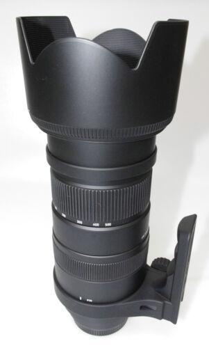 SIGMA 50-500mm F4.5-6.3 APO DG OS HSM LENS FOR CANON MOUNT DIGITAL SLR