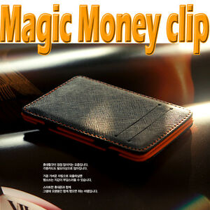 Magic-Credit-Card-ID-Money-Clip-Slim-Wallet-Holder