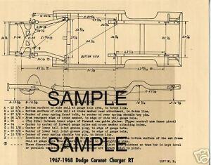 1980 1981 chevrolet el camino gmc caballero frame chart with dimensions 8081bk ebay. Black Bedroom Furniture Sets. Home Design Ideas