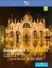 Verdi - Messa Da Requiem (Blu-ray, 2012)
