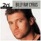 20th Century Masters - The Millennium Collection: The Best of Billy Ray Cyrus by Billy Ray Cyrus (CD, Mar-2003, Universal Distribution)