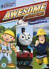Favourite Friends - Awesome Adventures (DVD, 2012)