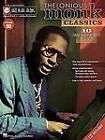 Jazz Play-Along: Thelonious Monk Classics: Volume 90 by Hal Leonard Corporation (Paperback, 2011)