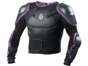 SixSixOne-661-Comp-Pressure-Suit-Body-Armor-L-Black