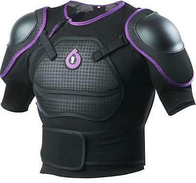 SixSixOne 661 Assault Pressure Suit Body Armor Black L