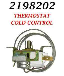 2198202-New-Cold-Control-Thermostat-for-Whirlpool-Estate-Roper-Sears-Kenmore