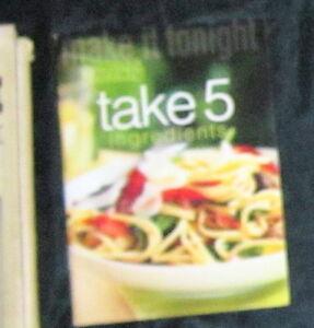 Women-039-s-Weekly-Mini-Cookbook-Make-it-Tonight-Take-5-Ingredients