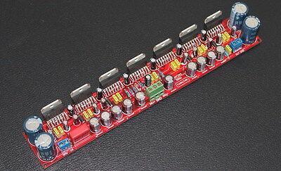 TDA7293*7 Parallel 555W Mono Power Amplifier Assembled Board Kit NEW