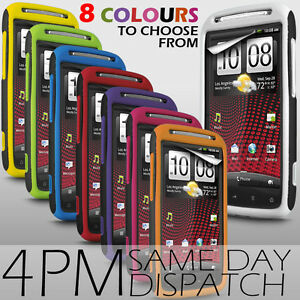 HYBRID-SILICONE-CASE-SKIN-COVER-SCREEN-GUARD-FOR-HTC-SENSATION-XE