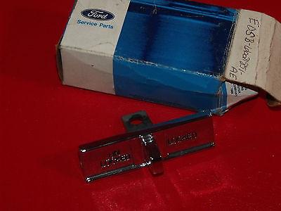 NOS 1980 Ford Thunderbird Mercury Cougar chrome door lock control RARE