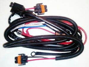 s l300 chevy colorado fog light wiring harness 04 05 06 07 08 ebay Wire Harness Assembly at bayanpartner.co