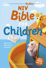 NIV Bible for Children: (NIV Children's Bible) with Colour Stories from the Big Bible Storybook by New International Version (Hardback, 2012)