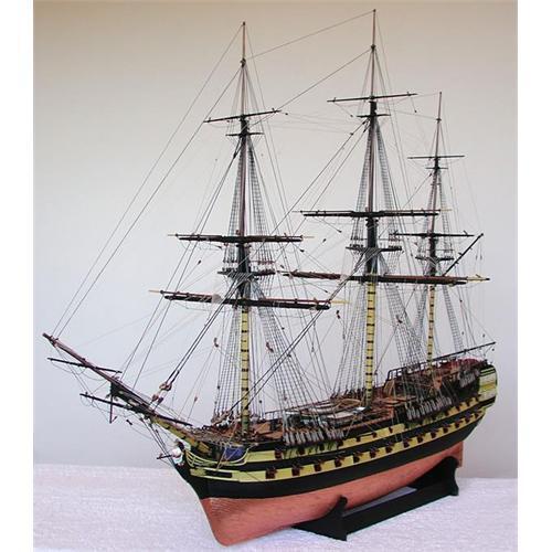HMS Vanguard Wooden Ship Kit - Victory Models HPS/1300/04