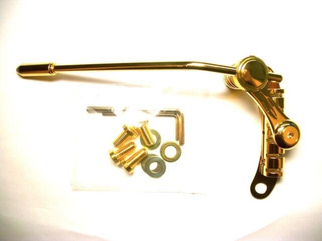 Duesenberg Les Trem II, Estilo-G Trémolo Gold