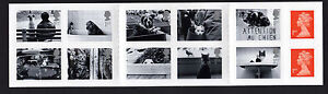 GREAT BRITAIN 2001 CATS & DOGS PLUS 1st STAMPS SG 2187b PM1 MNH.