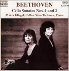 Ludwig van Beethoven - Beethoven: Cello Sonatas Nos. 1 & 2 (2002)