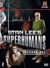Stan Lee's Superhumans - Series 1 - Complete (DVD, 2012, 2-Disc Set)