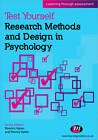 Test Yourself: Research Methods and Design in Psychology: Learning Through Assessment by SAGE Publications Ltd (Paperback, 2011)