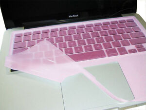 Light-Pink-KeyBoard-Silicone-Protector-Cover-Skin-13-3-Inch-MacBook-Pro-MacBook