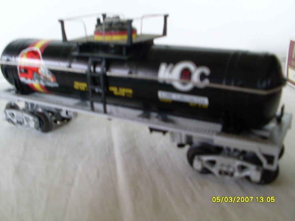 cómodamente K-line o 027 K-line K-line K-line Club de Coleccionistas de vagón Cisterna Plata chasis único cúpula TankCoche  se descuenta