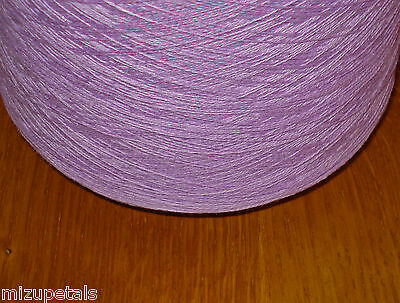Mongolian Cashmere 2 Ply Soft Lace Yarn Wisteria (800 Yd. Skein)