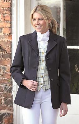 Shires Ladies Marlborough wool hunt coat jacket